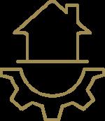 Icon für Leistung Wohnung – Verwaltung