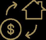 Icon für Leistung Immobilien – Grundstücke